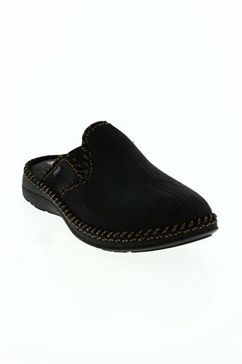 fargeot chaussures homme de couleur gris