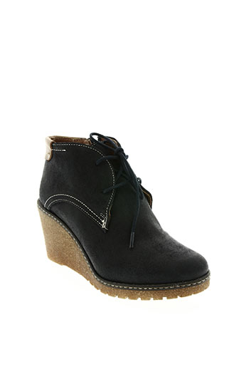 arima chaussures femme de couleur bleu