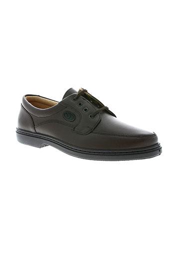 light chaussures homme de couleur marron