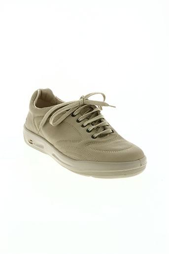 tbs chaussures homme de couleur beige