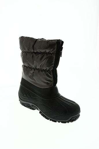 fun shoes chaussures fille de couleur noir