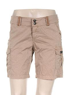 Produit-Shorts / Bermudas-Femme-DDP