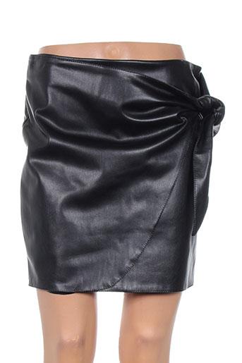lenny b jupes femme de couleur noir