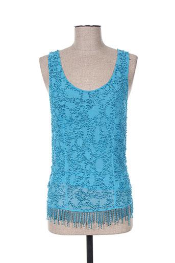 d.u.s.k chemises femme de couleur bleu