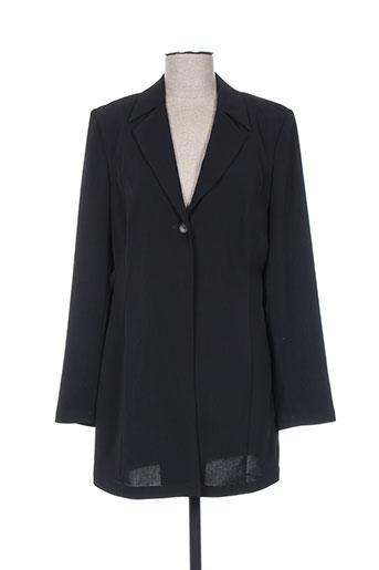 Veste chic / Blazer noir EINHORN pour femme