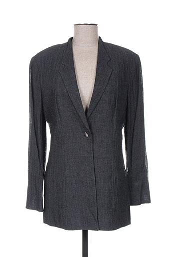 Veste chic / Blazer gris ATIKA pour femme