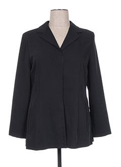Veste casual noir ATIKA pour femme