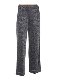 Pantalon chic gris ATIKA pour femme