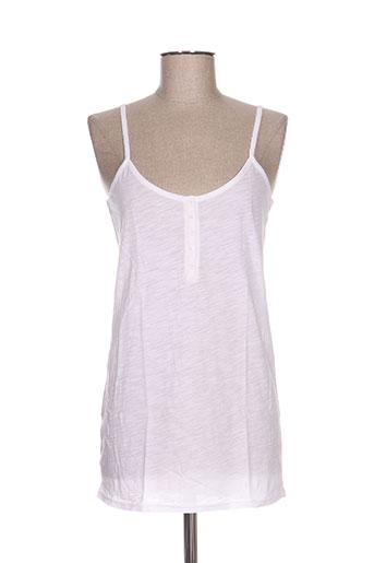 fine collection chemises femme de couleur blanc