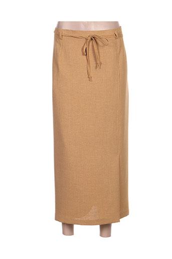 griffon jupes femme de couleur beige
