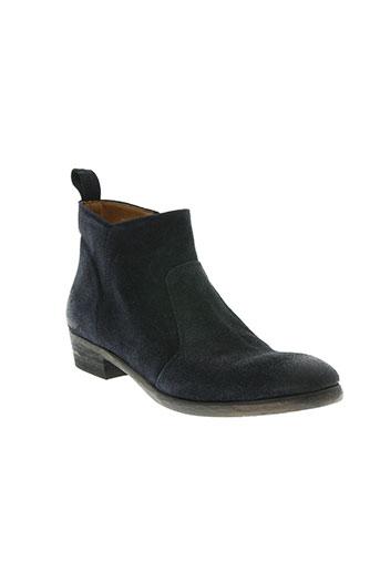 atelier voisin chaussures femme de couleur bleu
