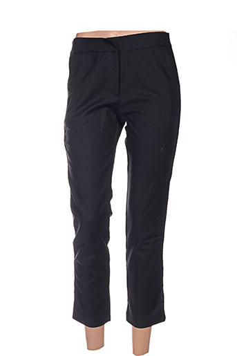 kilky pantalons femme de couleur noir