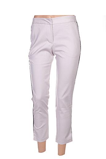 kilky pantalons femme de couleur gris