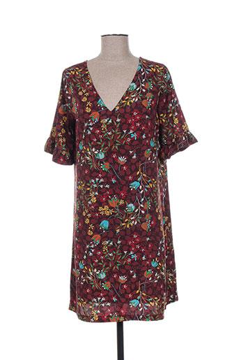 mamouchka robes femme de couleur marron