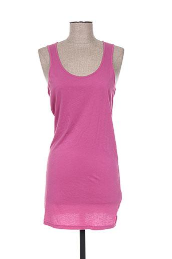 rivieres de lune t-shirts femme de couleur violet