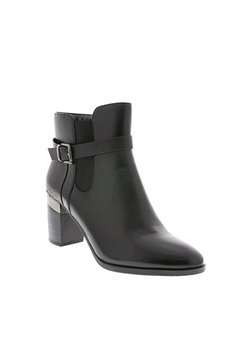 raxmax chaussures femme de couleur noir