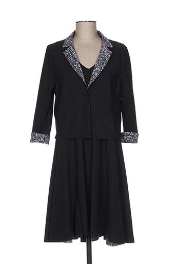 Veste/robe noir INDIES pour femme
