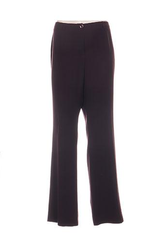 mayerline pantalons femme de couleur violet