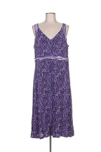 mayerline robes femme de couleur violet