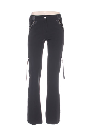 best mountain pantalons femme de couleur noir