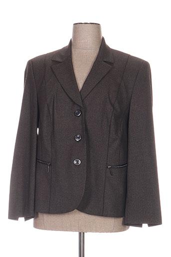 Veste chic / Blazer marron GERRY WEBER pour femme