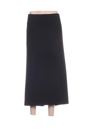 francoise jupes femme de couleur noir