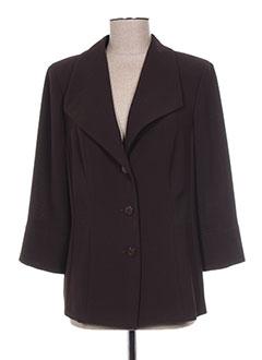 Veste chic / Blazer marron MAYERLINE pour femme