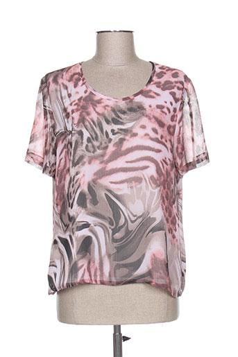 paloma chemises femme de couleur rose