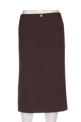 cph jupes femme de couleur marron