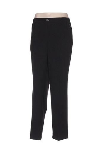 Pantalon casual noir CPH pour femme
