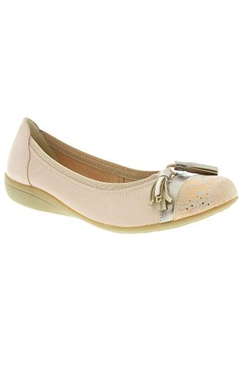sweet chaussures femme de couleur rose