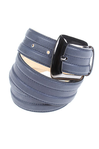juste taille accessoires unisexe de couleur bleu