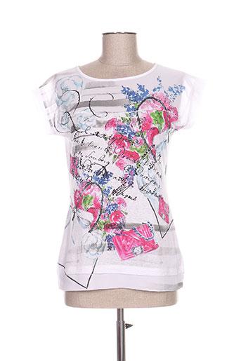 leo EFFI_CHAR_1 ugo chemises femme de couleur blanc