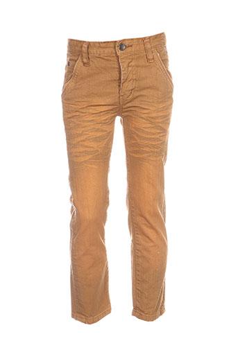ritchie jeans garçon de couleur jaune