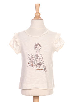 Produit-T-shirts-Fille-COUDEMAIL