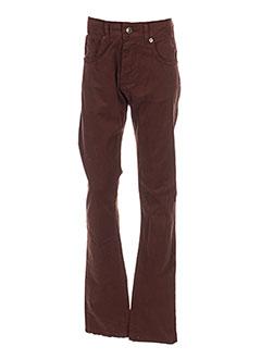 Pantalon casual marron GIRANDOLA pour garçon