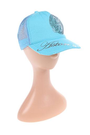 aston's accessoires femme de couleur bleu