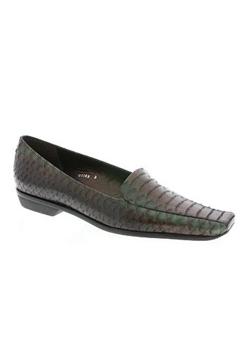 f.mode chaussures femme de couleur marron