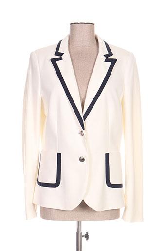 forecast vestes femme de couleur blanc
