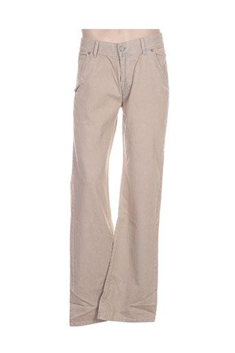 levis jeans homme de couleur beige
