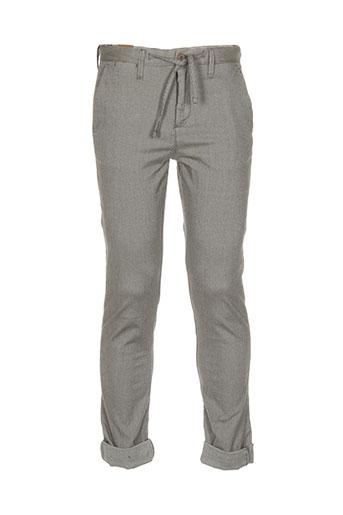 jack EFFI_CHAR_1 jones pantalons homme de couleur vert