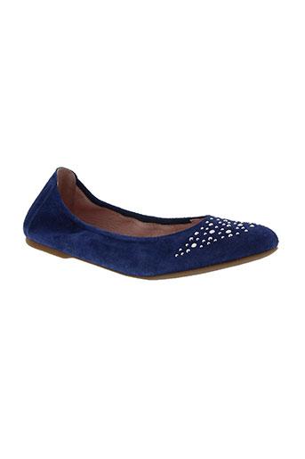 super fit chaussures femme de couleur bleu