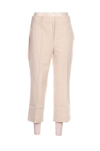 blancheporte pantacourts femme de couleur beige