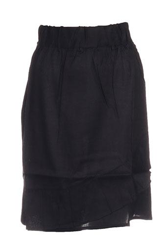 blancheporte jupes femme de couleur noir