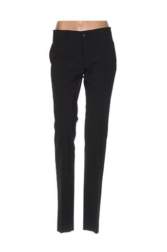 Pantalon casual noir CHROM pour femme