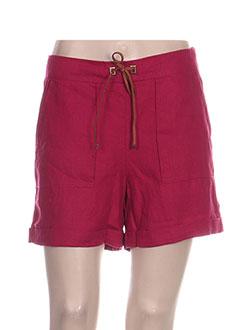 Produit-Shorts / Bermudas-Femme-JULIE GUERLANDE