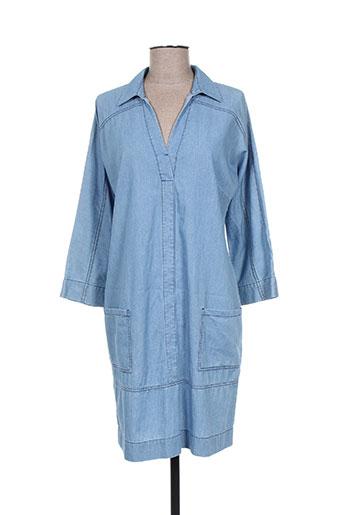 d.sport robes femme de couleur bleu