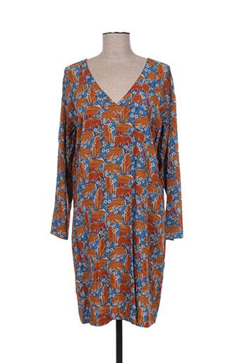 r95th robes femme de couleur marron
