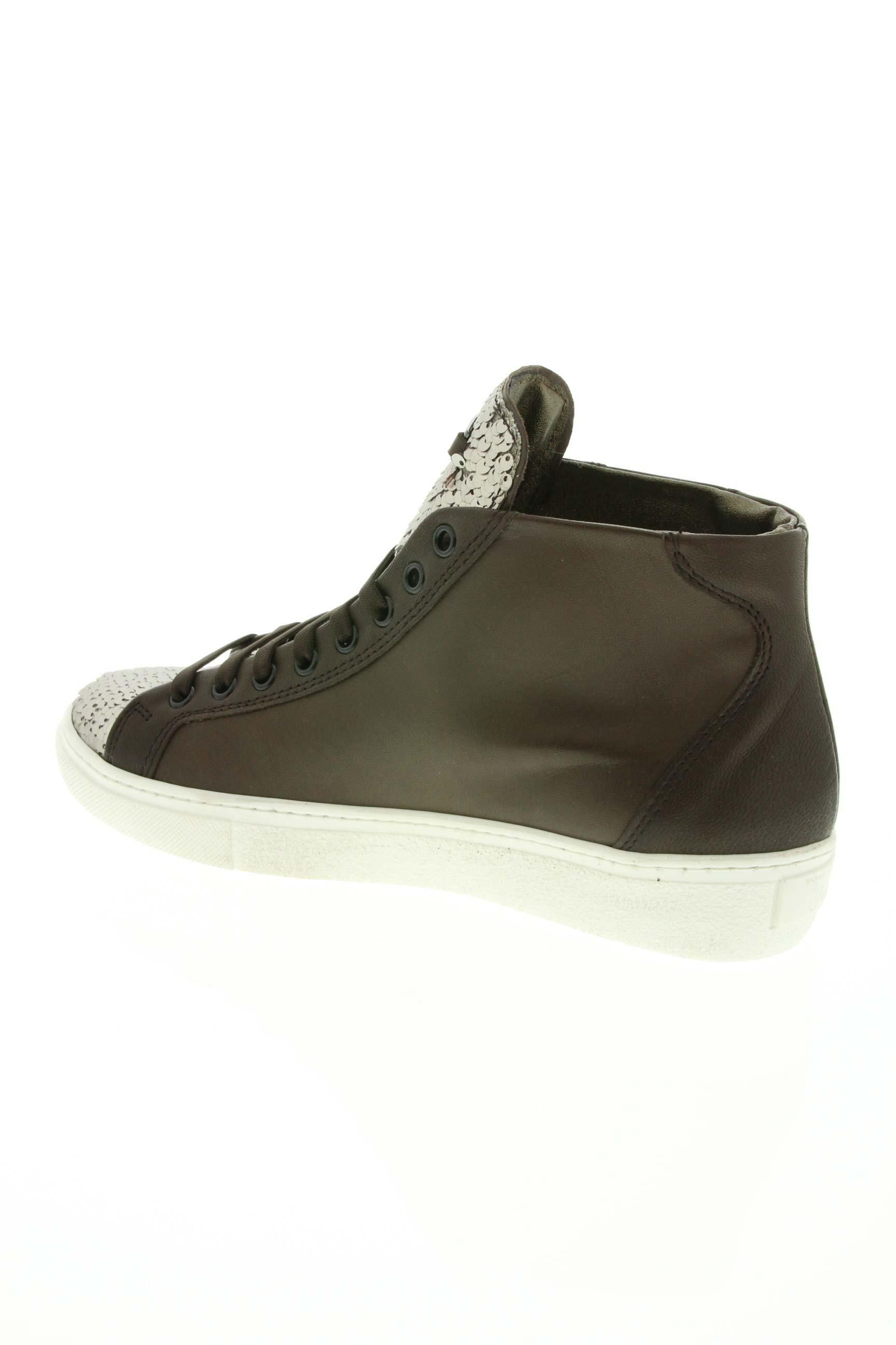 Tosca Blu Shoes Baskets Femme De Couleur Marron En Soldes Pas Cher 1157093-marron
