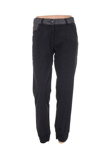 les fees du vent pantalons femme de couleur gris